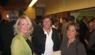 Avec Caroline CASSART, Députée Régionale et Laura ICKER, Bourgmestre d'Esneux